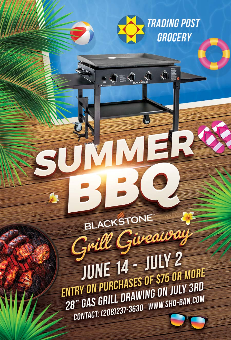 Blackstone Grill Giveaway Summer 2021